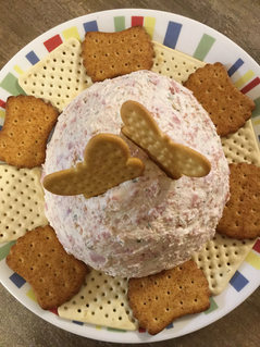 Lisa's Cheese Ball