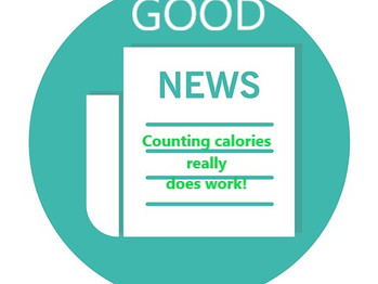 Good News! Counting Calories Does Work!