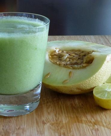 cucumber honeydew smoothie