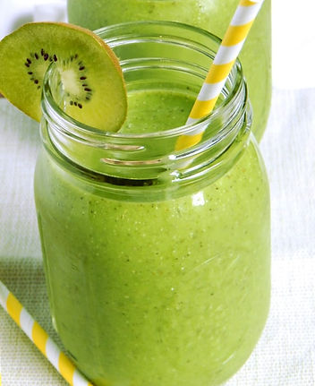 kiwi fruit smoothie