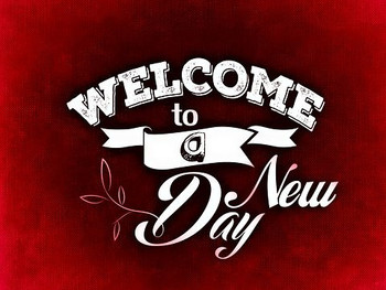 Welcome to A New Day!