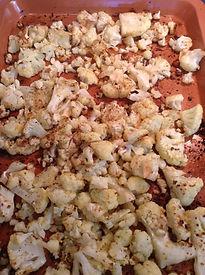 Paremsan & Balsamic Roasted Cauliflower2