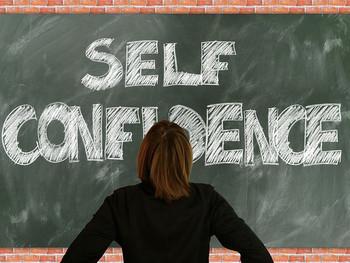 Self-Confidence!
