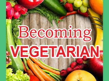 Becoming Vegetarian.