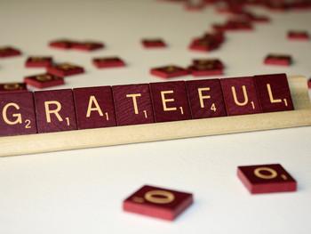 I feel Grateful, I feel Thankful, I feel Good!