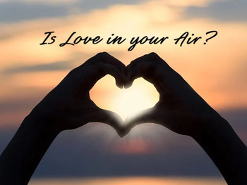 Is Love in your Air?