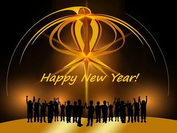 Time For Happiness and Cheer! Happy New Year!