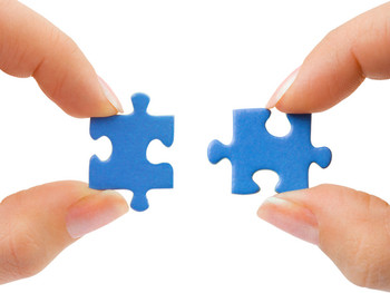 Putting the Pieces together starts with you!  Strive for progress, not perfection.