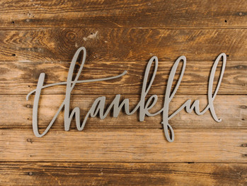"""Finding your own """"Thankfulness's"""""""