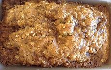 zucchini streusel bread