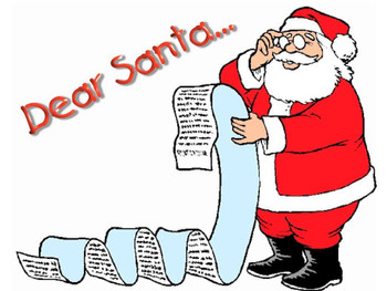My Grown-Up Christmas List - It's the Season of Giving - Part IV