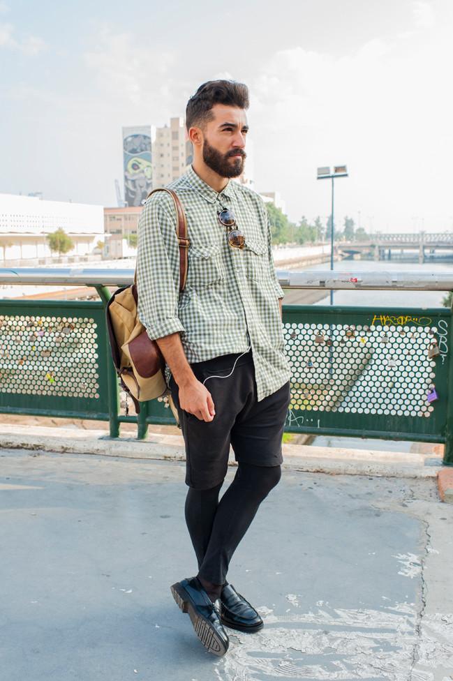 Hipster de Málaga