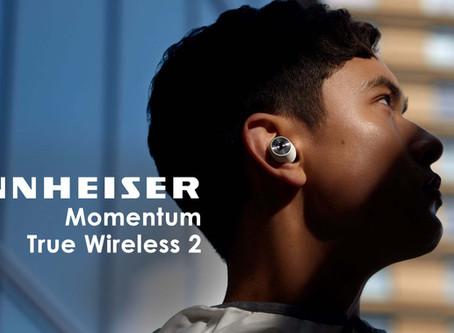 ส่องโปรเด็ดของ Sennheiser Momentum True Wireless 2 หูฟังของนักฟังตัวจริง บน LazMall