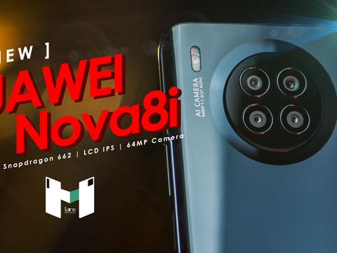 HUAWEI nova 8i การกลับมาครั้งใหม่ ที่เน้นความคุ้มค่า และประสิทธิภาพที่ลงตัว
