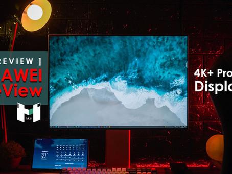 Huawei MateView 28.-2 inch หน้าจอ 4K+ คุณภาพสูง เพื่องาน Professional ทุกระดับ