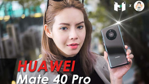 Review : Huawei Mate 40 Pro การกลับมาของราชา ของการถ่ายภาพ ที่แท้จริง
