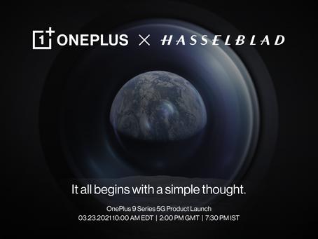 Hasselblad x OnePlus ประกาศเป็นพันธมิตรร่วมกับ Hasselblad จับมือกันพัฒนากล้องสมาร์ทโฟนระดับเรือธง