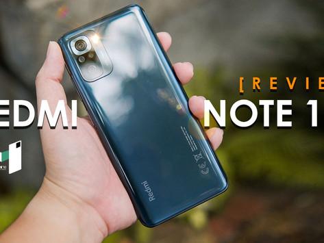Redmi Note 10S รุ่นสุดคุ้ม กล้องดีใกล้รุ่นพี่ พร้อมจอ AMOLED และชาร์จไว 33W