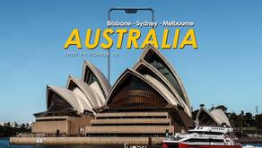 ควง Honor 10 เที่ยว 3 เมือง ที่ Australia