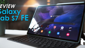 Samsung Galaxy Tab S7 FE ไม่จี๊ดจ๊าดเหมือนรุ่นพี่ แต่ฟีเจอร์มาเต็มไม่แพ้กัน WFH ได้ เรียนออนไลน์ดี