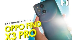[ Review ] OPPO Find X3 Pro ใช้งานมา 1 เดือน