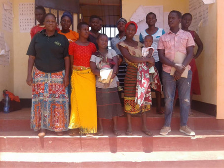 SENSITIZATION MEETING AT KONGWA RURAL IN DODOMA