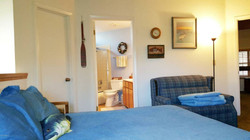 Loft Bedroom with bath