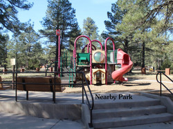 Park for kids and family
