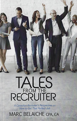 Tales From The Recruiter Book