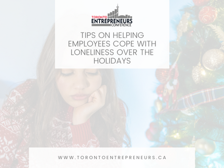 Tips on Helping Employees Cope with Loneliness Over the Holidays