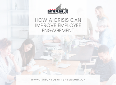 How a Crisis Can Improve Employee Engagement