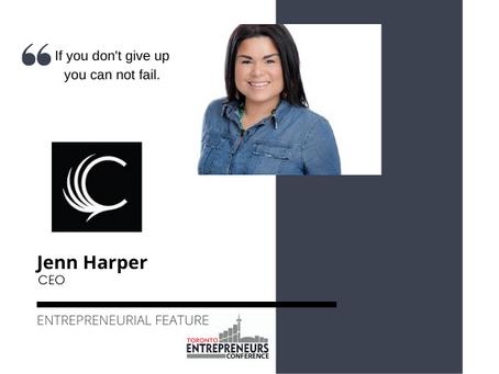 Entrepreneurial Feature: Jenn Harper, CEO