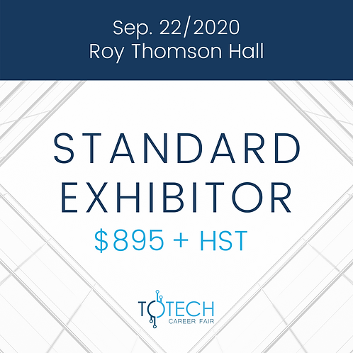 Standard Exhibitor (Sep 22, 2020)