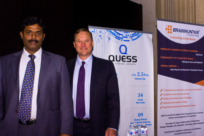 Quess Exhibitor Space