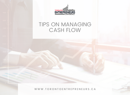 Tips on Managing Cash Flow