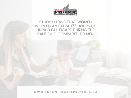 Women Worked an Extra 173 Hours of Unpaid Childcare During the Pandemic Compared to Men