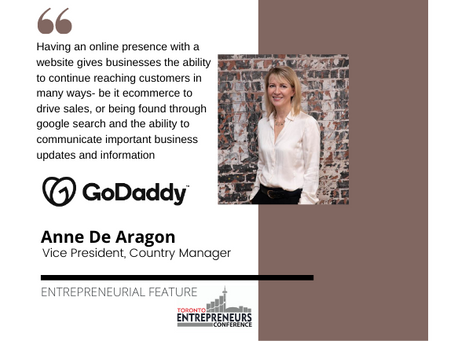 Entrepreneurial Feature: Anne De Aragon, Vice President, Country Manager
