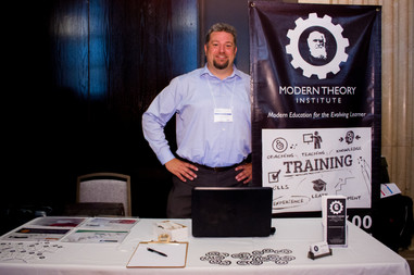 Modern Theory Institute Exhibitor Space