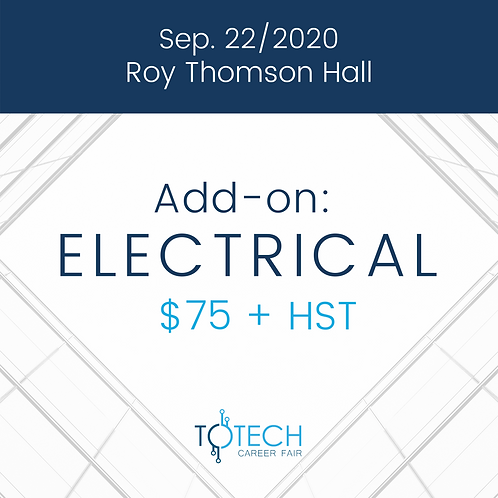 Electrical (Sep 22, 2020)