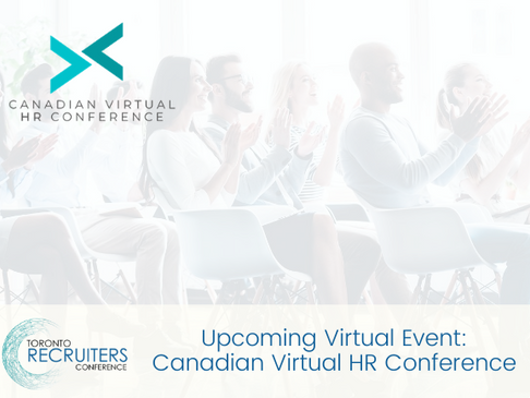 Upcoming Virtual Event: Canadian Virtual HR Conference