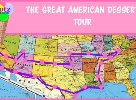 THE GREAT AMERICAN DESSERT TOUR 2020