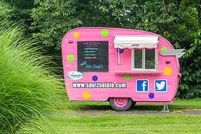 Spotz Gelato Truck photo by Kevin and Anna Photography