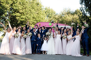 Spotz Gelato Wedding photo by Willie Wilson Photography