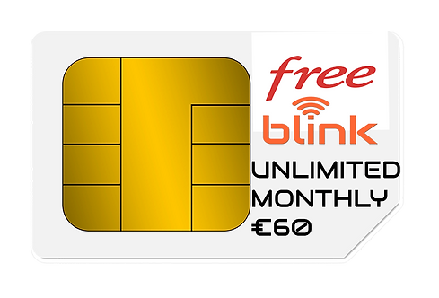 Blink Unlimited LTE (Affiliation)