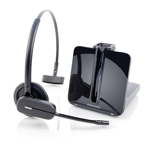 POLY CS500 SERIES Wireless DECT Headset System
