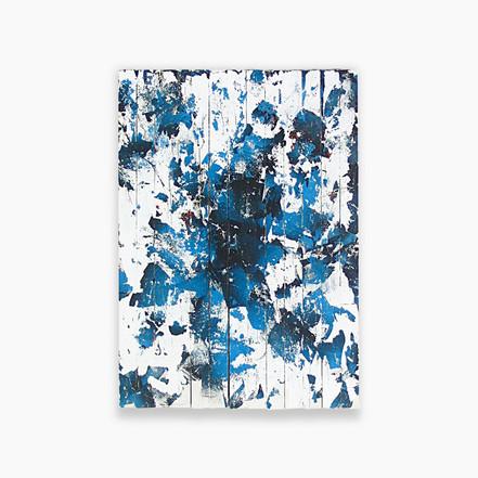 No title - Blue, 2013