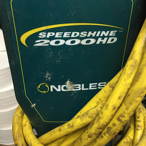 NOBLES SPEEDSHINE 2000HD (PreOwned)