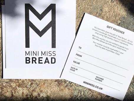 MMB: Gift Vouchers, Fishy Encounters & Potato Sourdough