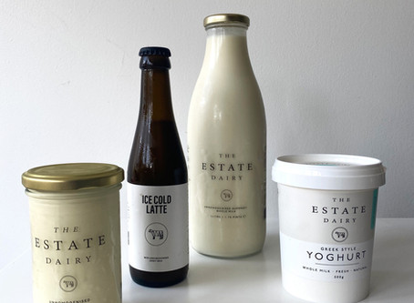 The Estate Dairy and my 'Hungry' Children