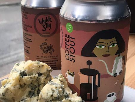 MMB: Stout & Stilton Sourdough - a local collaboration